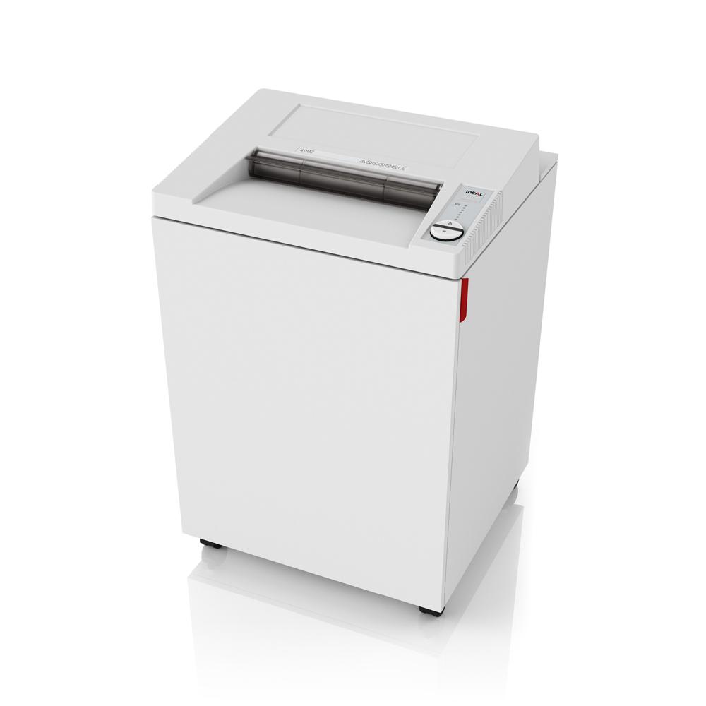 Ideal 4002 (S2) Ortak Kullanim Evrak Ä°mha Makinesi
